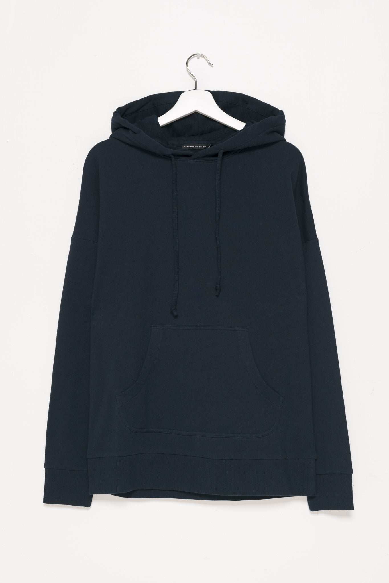 250gm French Terry Pullover Hoodie in Navy