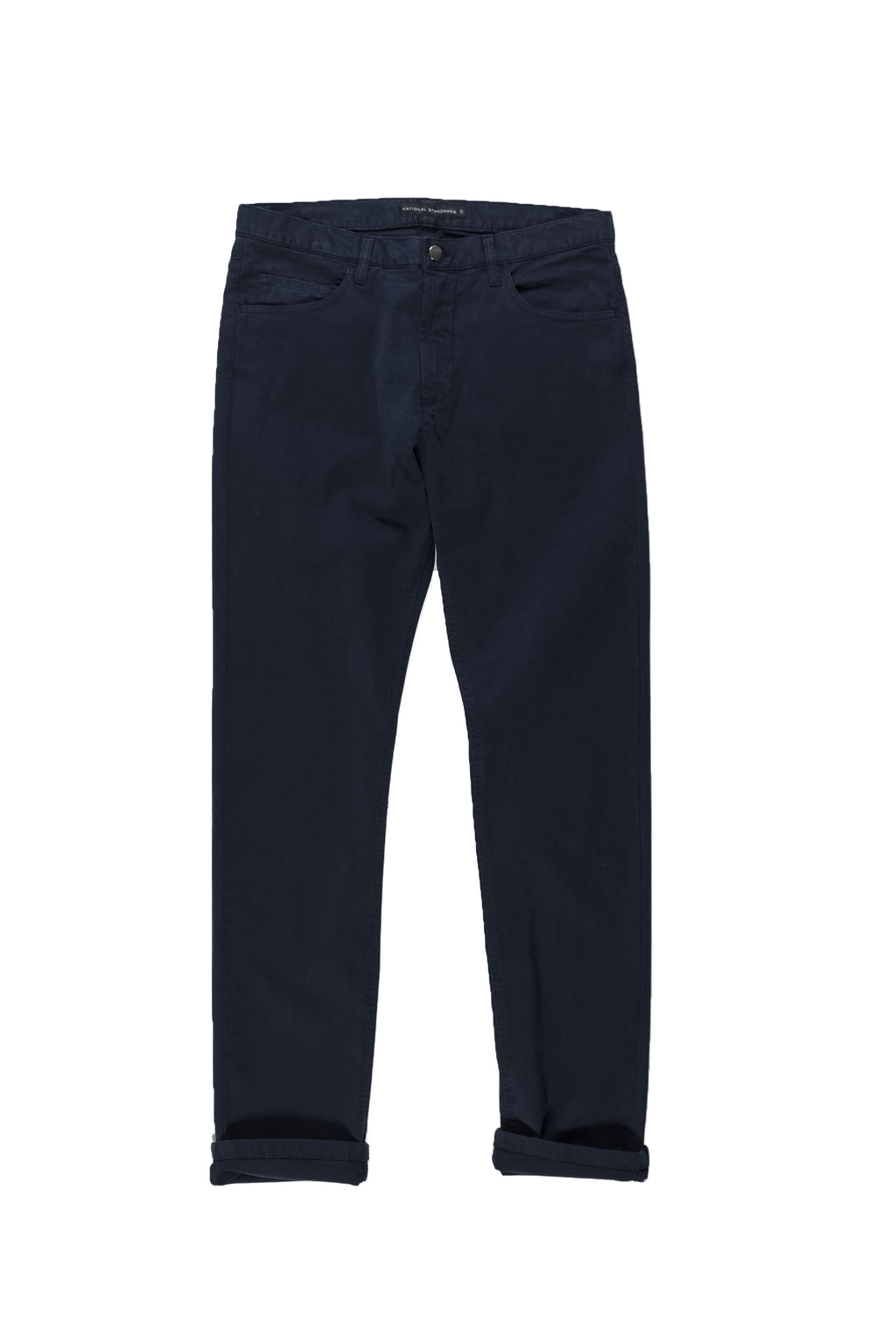 Stretch 5 pocket in Navy NS1049A-12