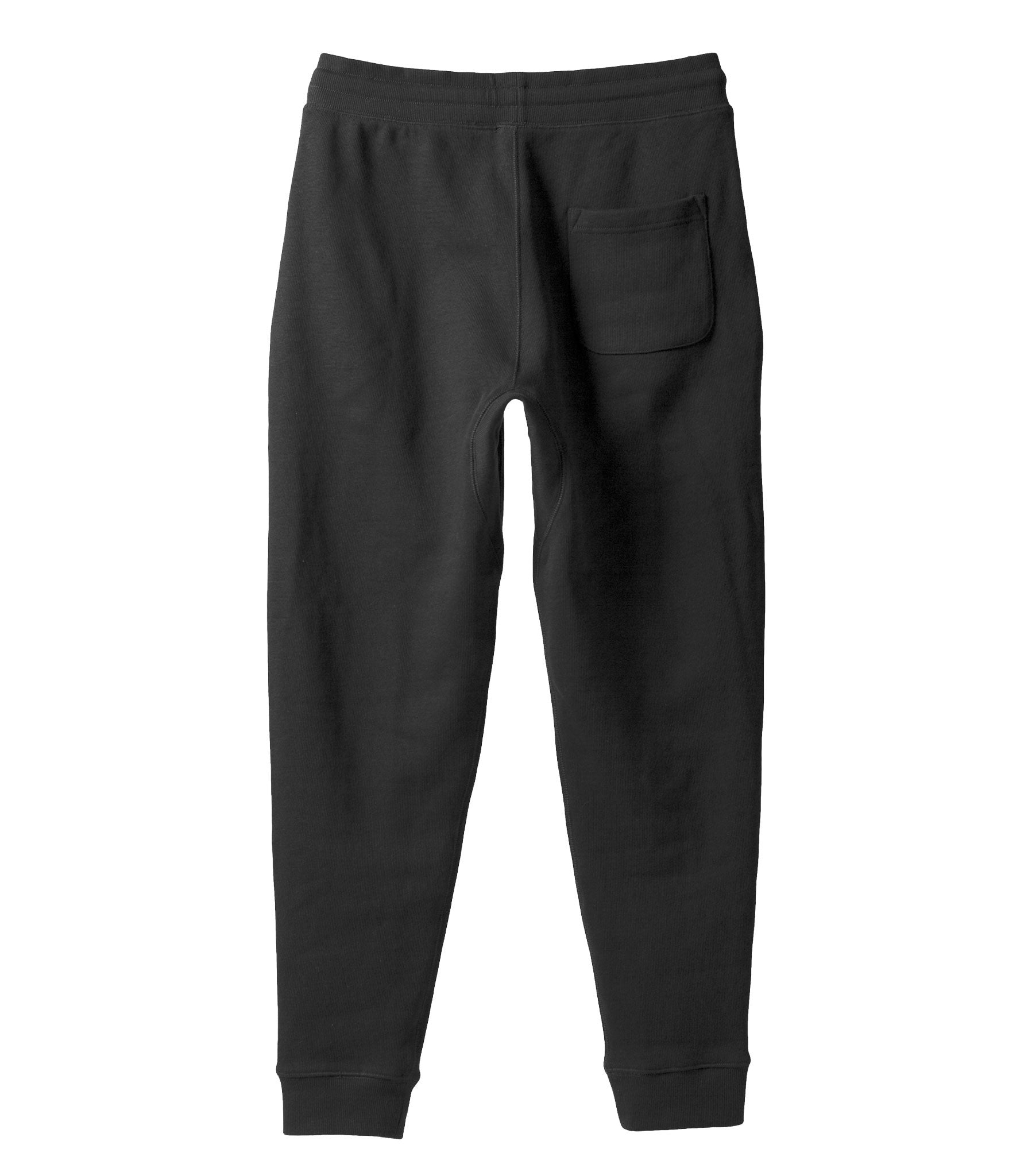 French Terry Sweatpant Charcoal NS1132-3