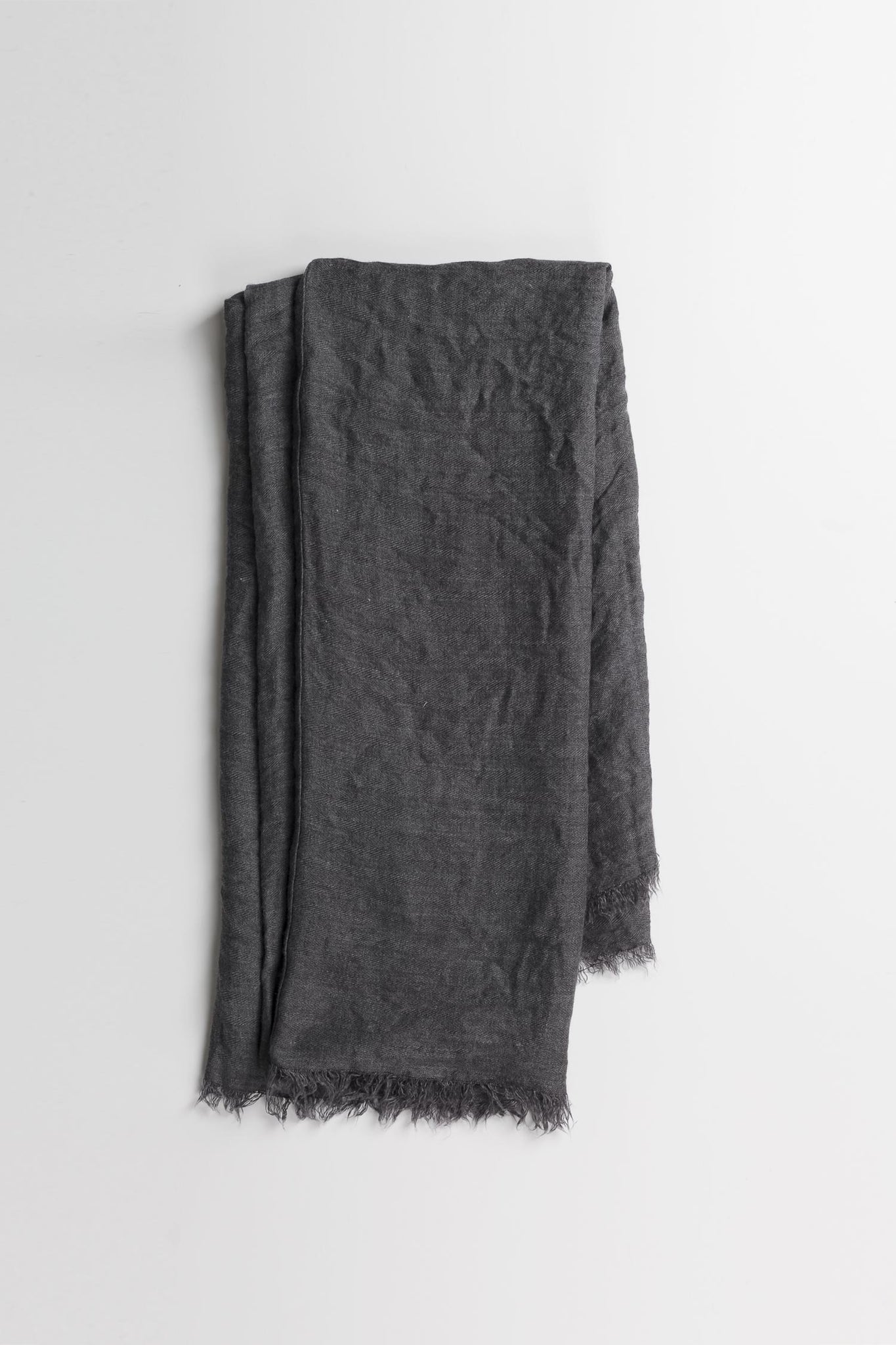 Scarf Infinity Charcoal