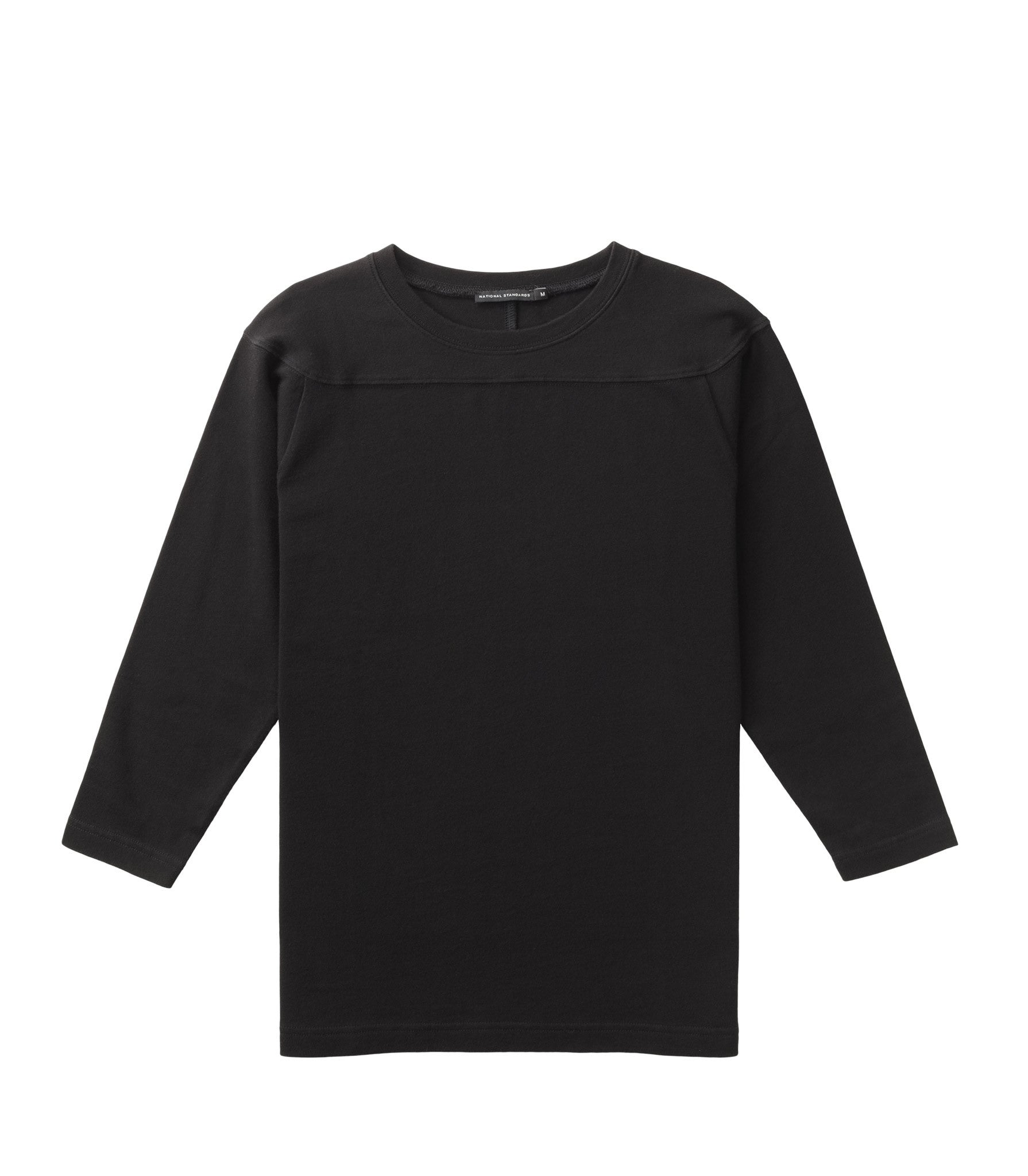Supreme cotton game jersey in Black