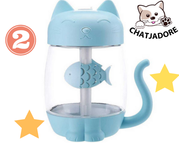 gagnez un humidificateur d'air chat 3 en 1