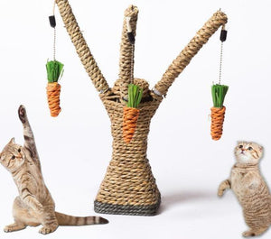 Chat J'adore griffoir Poteau Arbre Griffoir pour Chat