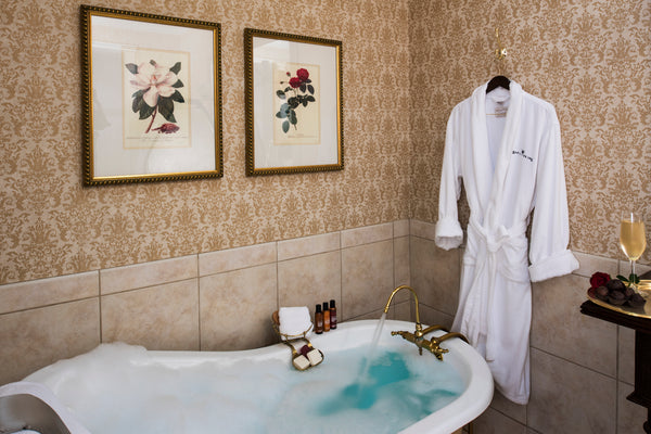 Napa River Inn Overnight + Lunch and Wine! ($325 Value)