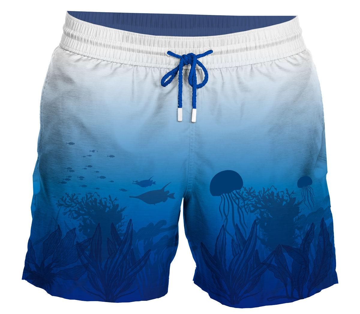 26a8484685939 Mens Designer Swim Trunks | Men's Swim Trunks | Le Club Original