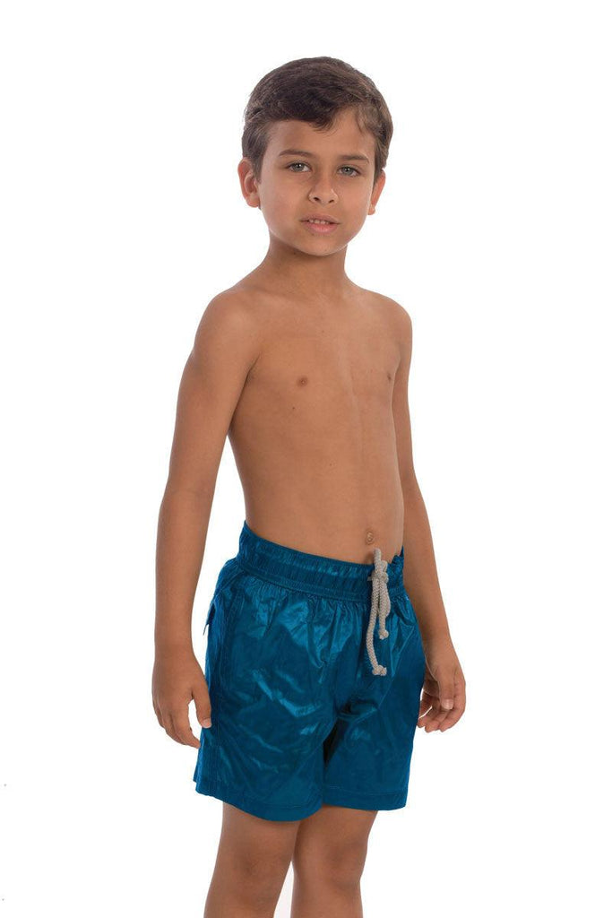 Le Club Bleu Kid Shorts