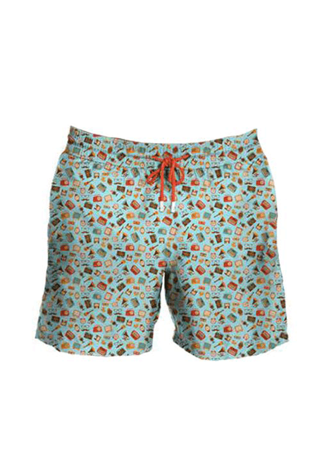 Men's Swim Trunks | Retro