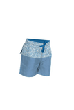 Boy's Swim Trunks SeaFoam