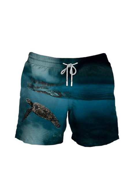 Men's Swim Trunks Tortuga