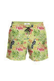 Men's Swim Trunks Tropical