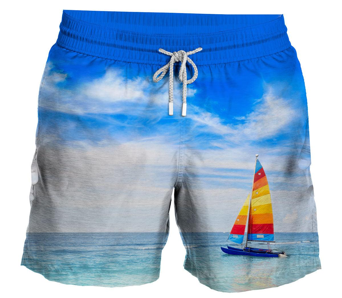 Men's Swim Trunks Velero