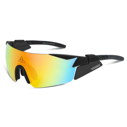 Waterproof Cycling, Biking, and ATV Goggles with 2 Polarized Lens