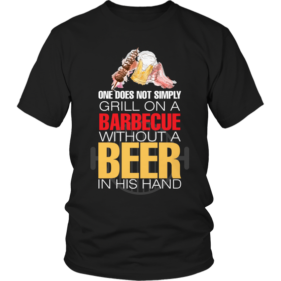 Without A Beer In His Hand - Limited Edition
