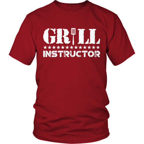 Grill Instructor - Limited Edition