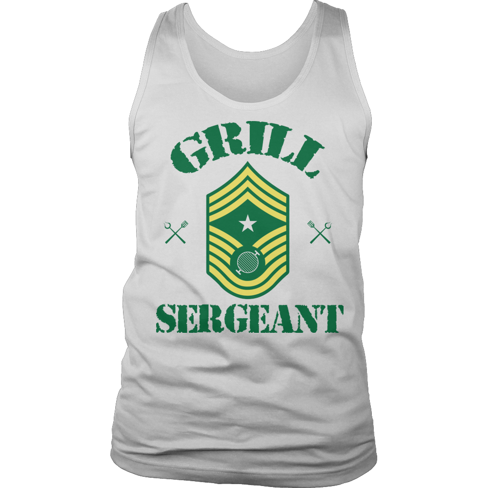 Grill Sergeant - Limited Edition