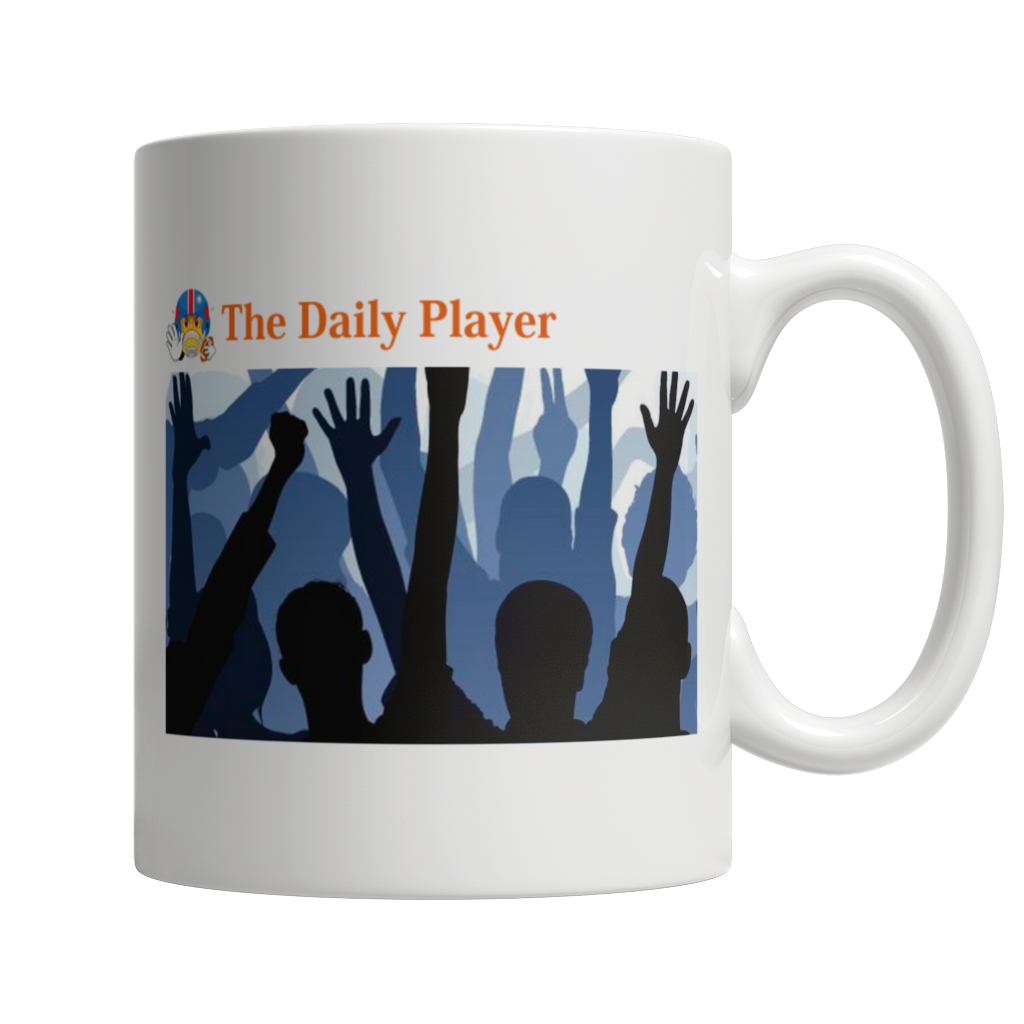 Daily Player 11oz Mug