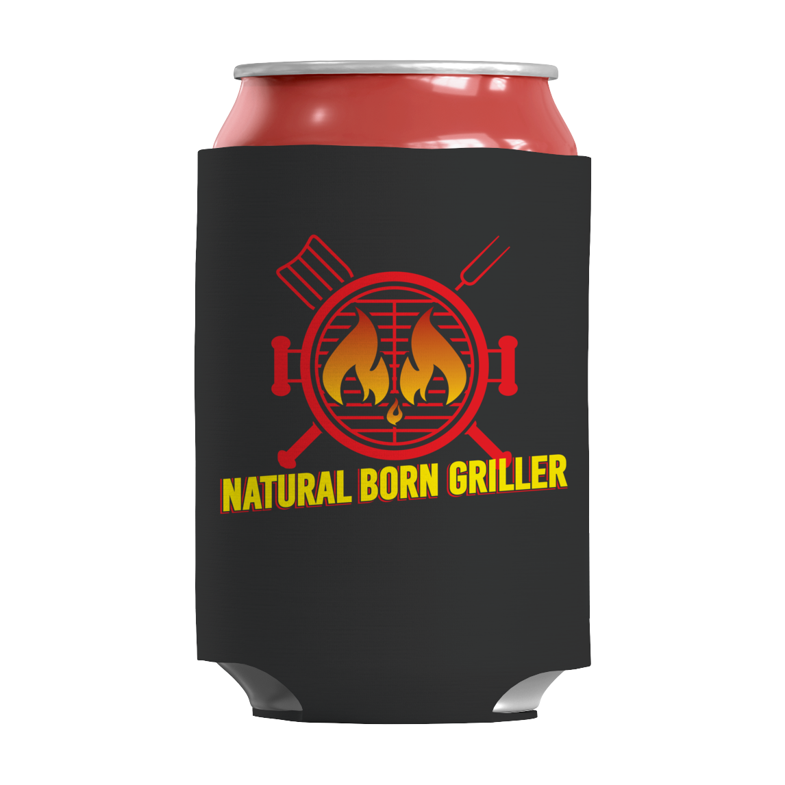 Natural Born Griller 1 - Limited Edition