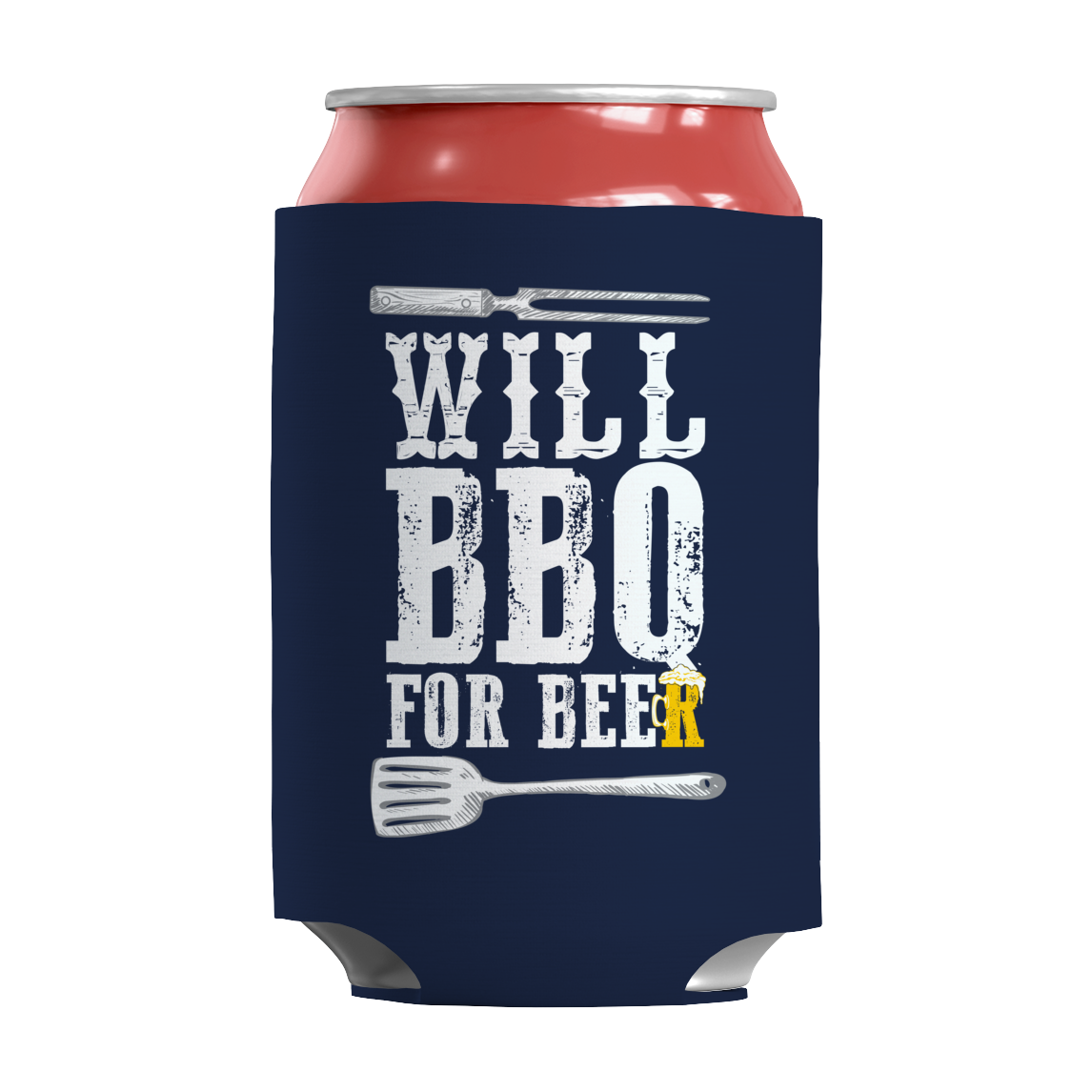 Will BBQ For Beer 1 - Limited Edition