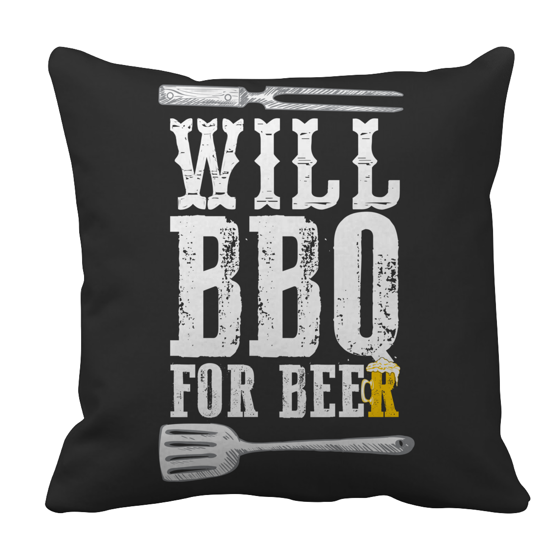 Limited Edition - Will BBQ For Beer