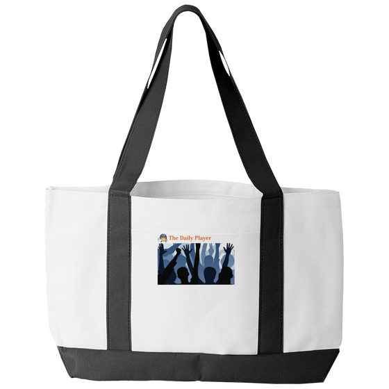 The Daily Player Tote Bag