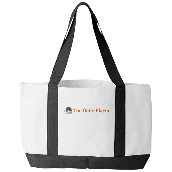 The Daily Player Official Tote Bag