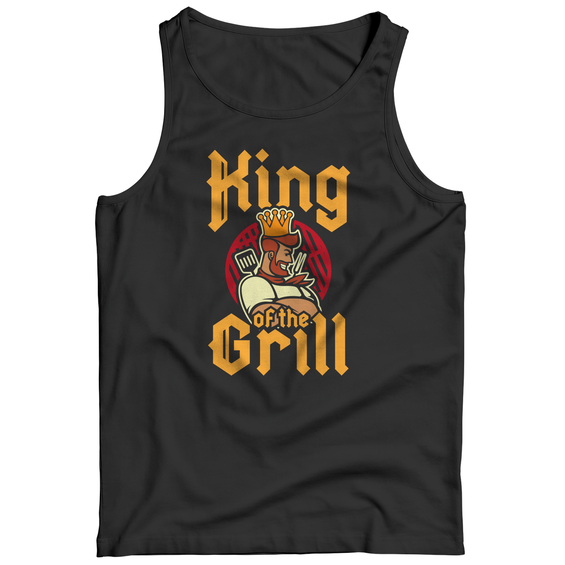 King Of The Grill Tanker