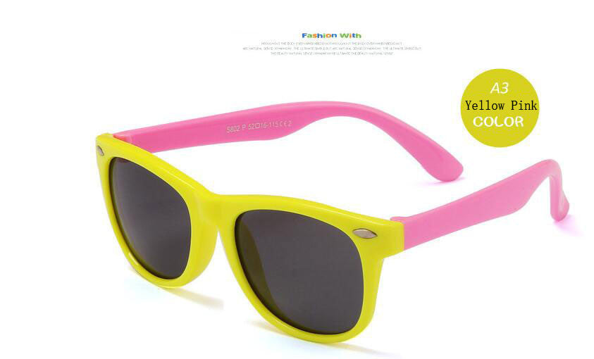 Polarized Designer Sport Shades for Munchkins