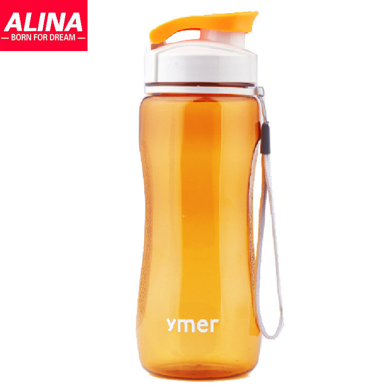 Healthy Bicycle Water Bottle Simple Space Sport Cup