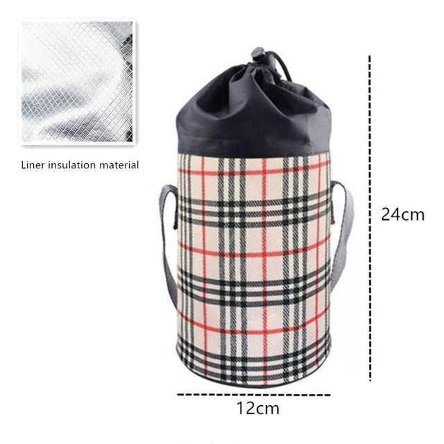 Stainless Steel Thermos Lunchbox - 600ml; 800ml; 1000ml; 1200ml