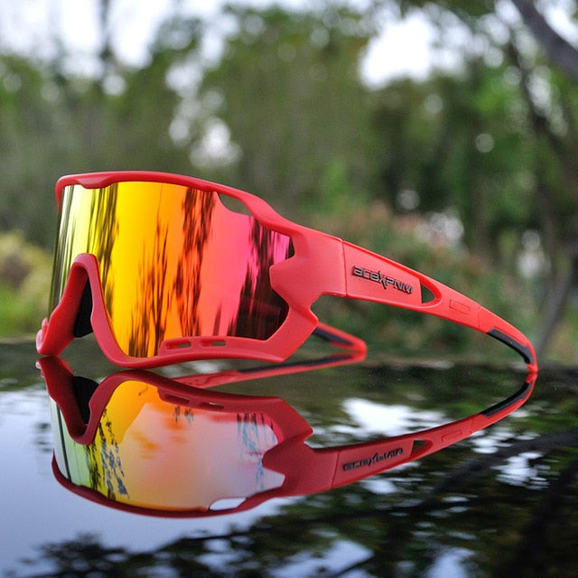 TR90 Color-Burst Sporting, Partying, All-Around Stylin' Shades