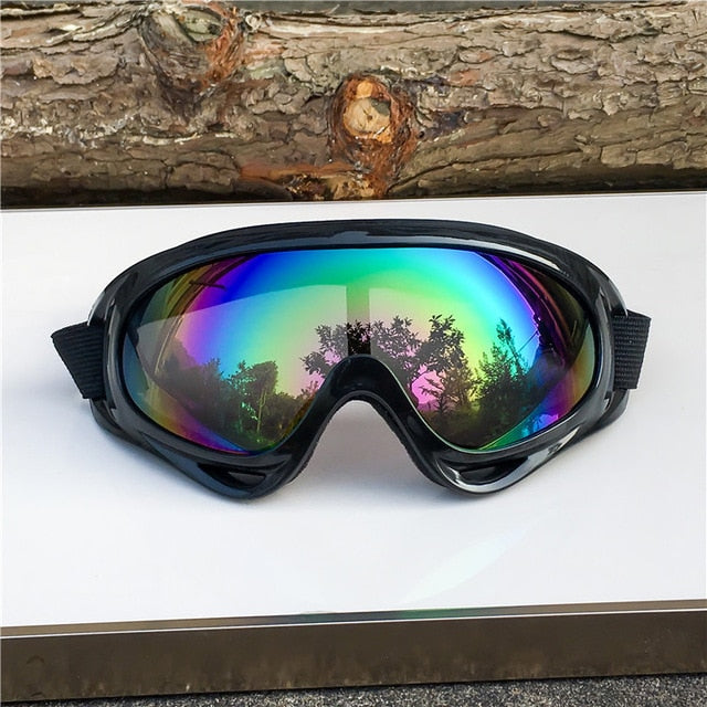 Wind-Splittin' Ultra-Cheap Sports Goggles