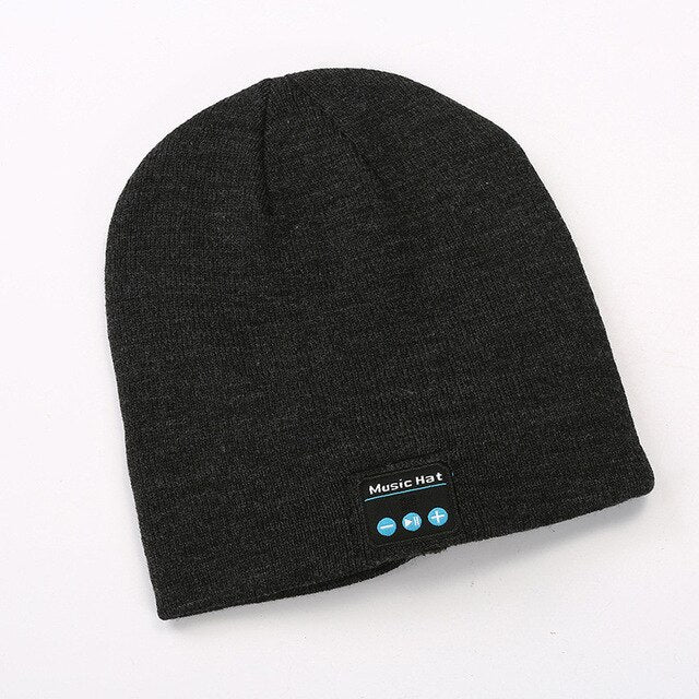 Wireless Stereo Headphone Beanie
