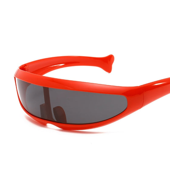 Uni-Lens Polarized Photochromic Riding Goggles