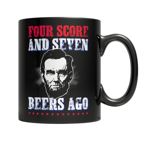 Four Score And Seven Beers Ago