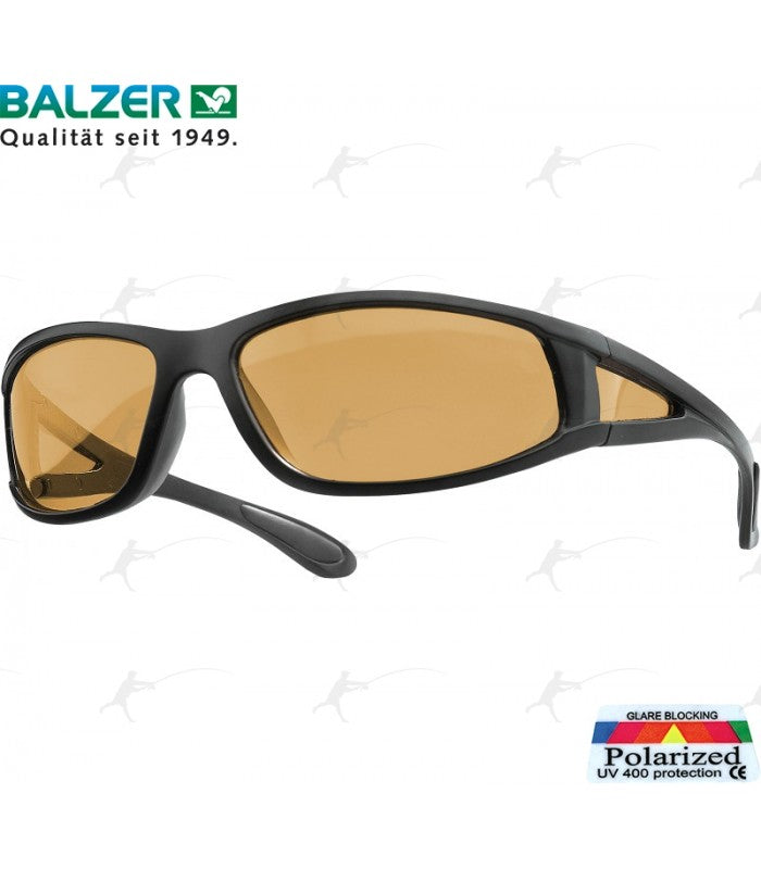 Polarized Sunglasses with Sideviews for Those Just-in-Case Moments