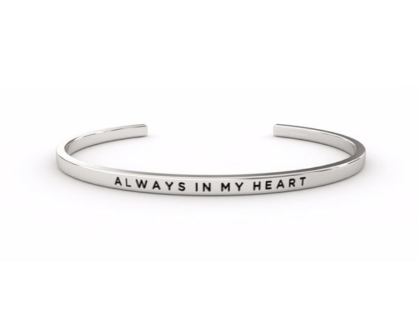 Always In My Heart   Delta & Co Bracelet by Delta & Co