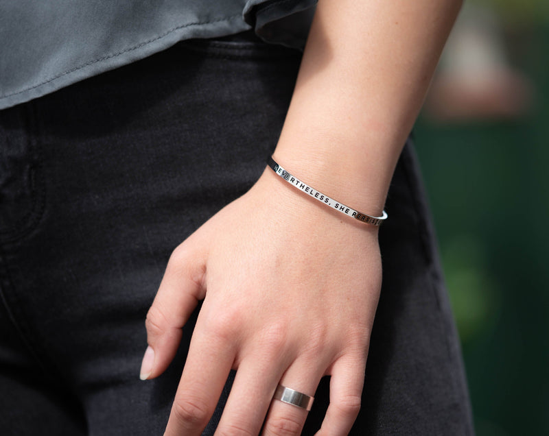 Sweat Now Shine Later   Delta & Co Bracelet by Delta & Co