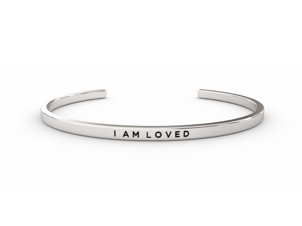 I Am Loved   Delta & Co Bracelet by Delta & Co