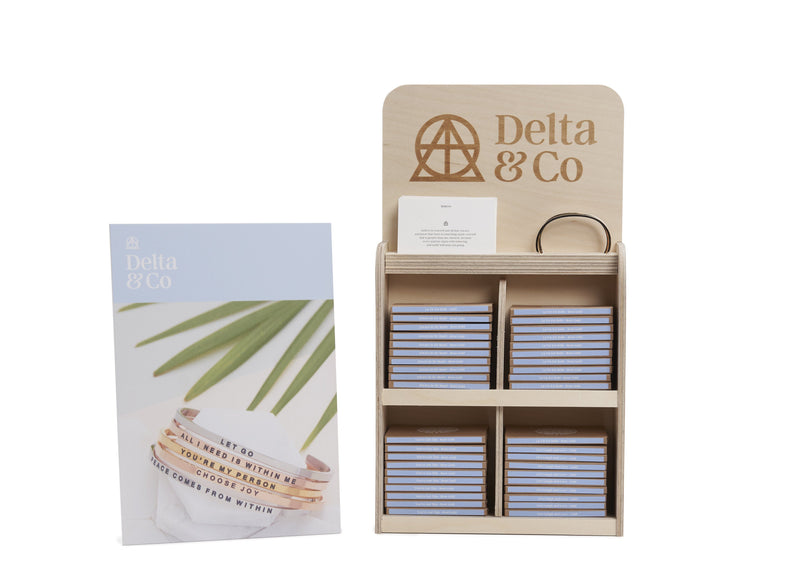 DeltaBand Display Stand  Medium Delta & Co Retail by Delta & Co