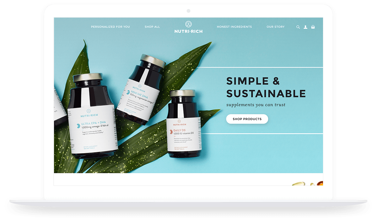 Shopify Web Design