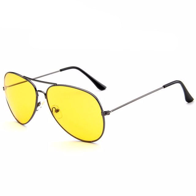Aviator Clear Sunglasses