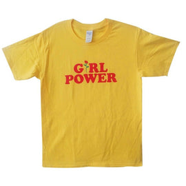 Girl Power Loose T Shirt