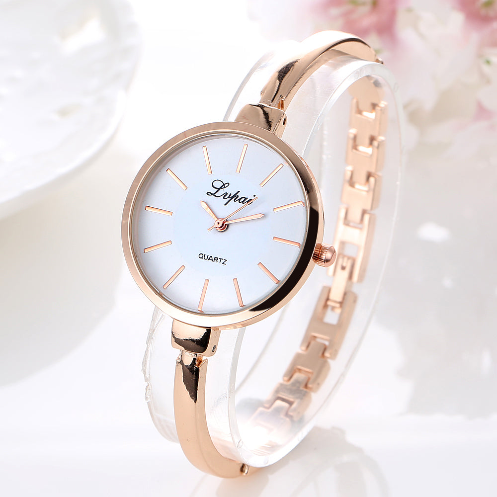 Thin Elegant Bracelet Watch