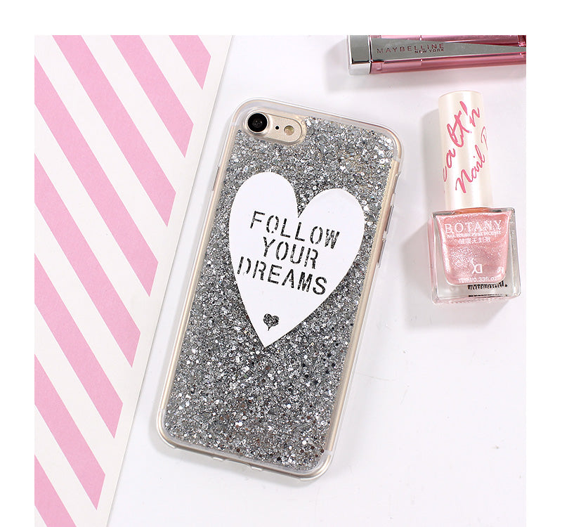 Follow Your Dreams Phone Case