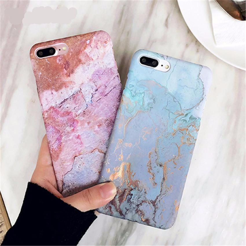Marble Glossy Phone Case (1)