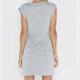 Cut Out Knot Casual Dress