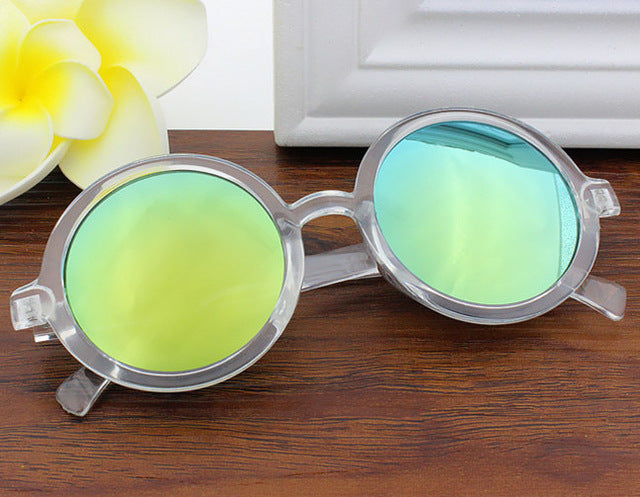 Round Retro Sun Glasses (1)