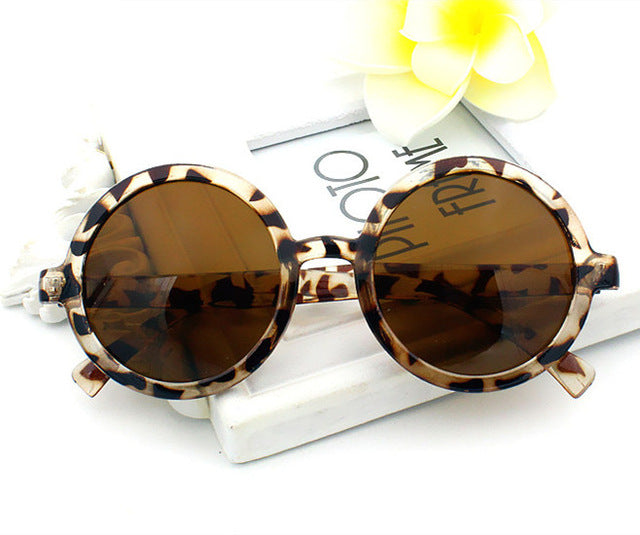 Round Retro Sun Glasses (5)
