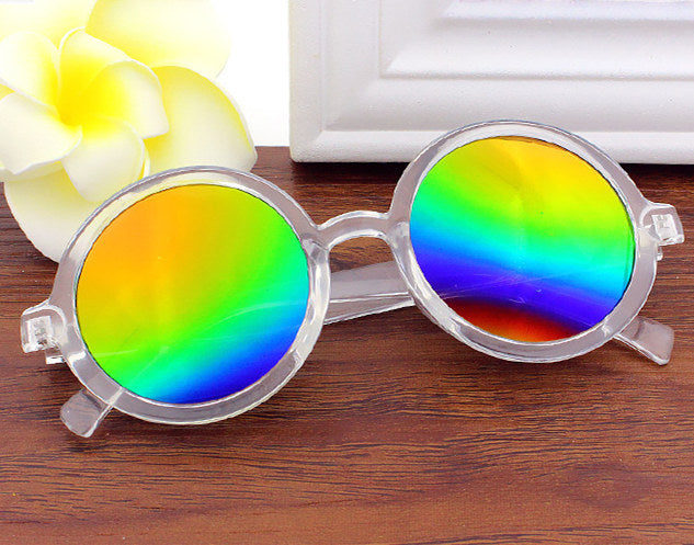 Round Retro Sun Glasses (4)