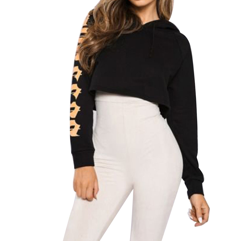 Boss Babe Cropped Hoodie